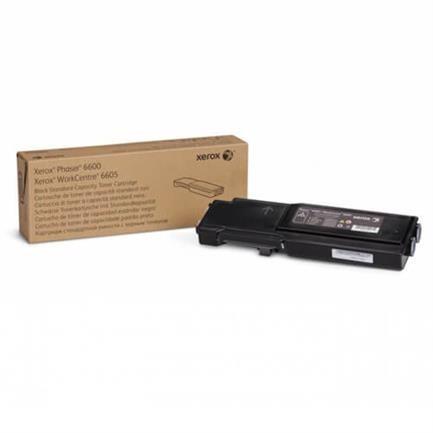 toner xerox negro para wc6605 / ph6600