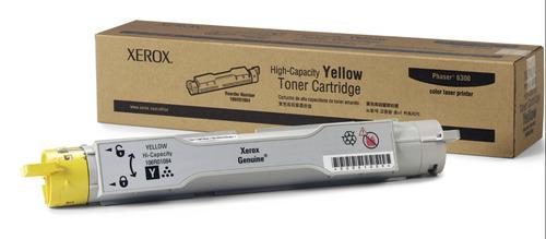toner xerox phaser 6300 amarillo 7000 pags. no. 106r01084