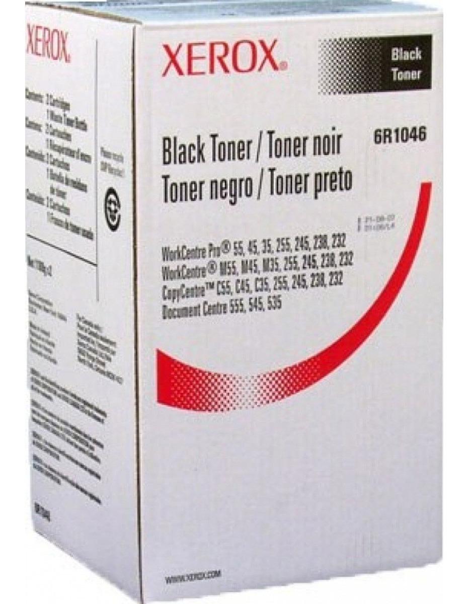Toner Xerox Workcentre 5655,5745,5755 No 006r01046 Caja 2 Pz