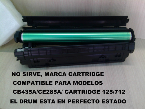 toners para repuestos drum en buen estado (ver descripcion)