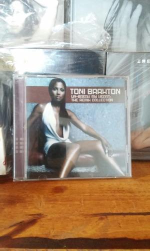 toni braxton remix  collection cd