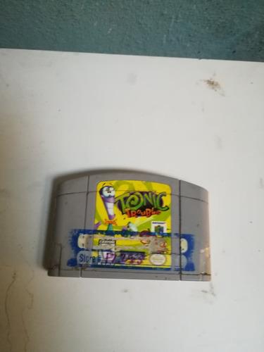 tonic trouble n64