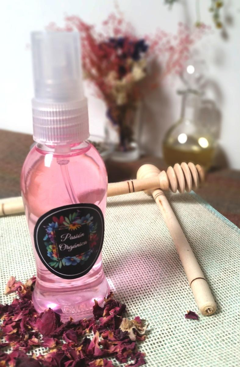 9c11b5fef Tonico Agua De Rosas Y Hamamelis 100% Natural Artesanal - $ 89.00 en ...