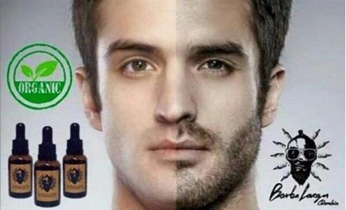 tonico barba larga 30 ml crecimiento activador piloso