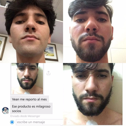 tonico barba larga