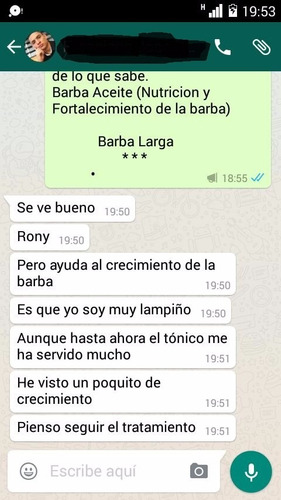 tonico barba larga
