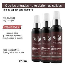 Tónico Para Barba 8% Kit 3x2 - mL a $408