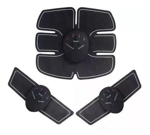 tonificador muscular abdomina fit boot aparelho emagrecedor