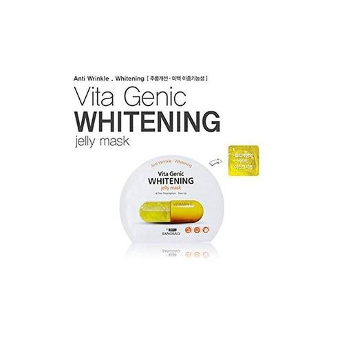toning / anti wrinkle / whitening / toning jelly mask infund