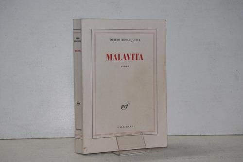 tonino benacquista - malavita - libro en frances
