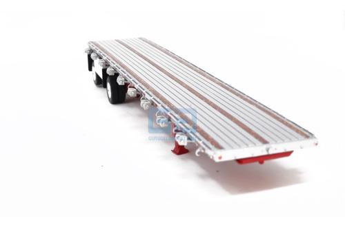 tonkin replicas flatbed escala 1:53 2 ejes