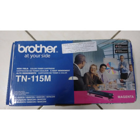 Tonner Novo Original Brother Tn-115m