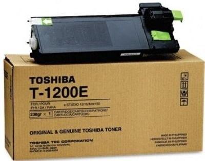 tonner toshiba t-1200e