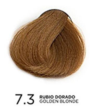 tono 7.3 rubio dorado, tratamiento en coloración bp