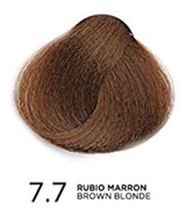 tono 7.7 rubio marrón, tratamiento en coloración bp