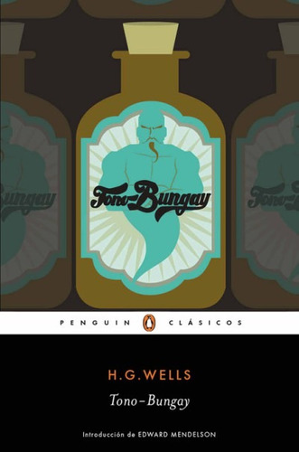 tono-bungay(libro clásicos)