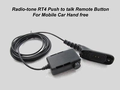 tono radio rt4 empuje a hablar botón remoto para móvil coche