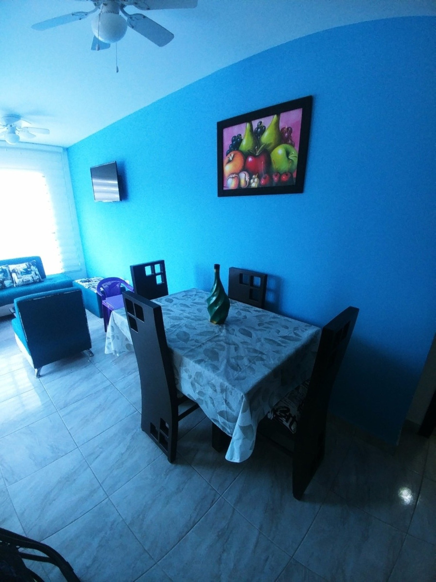tonsupa - departamento vacacional de 2 dormitorios y 2 baños