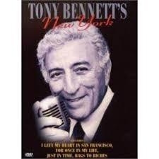 tony bennett's new york dvd
