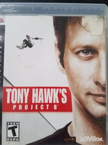 tony hawk project 8 ps3 envio gratis