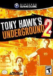 tony hawk - underground 2 / gamecube & wii usa 16