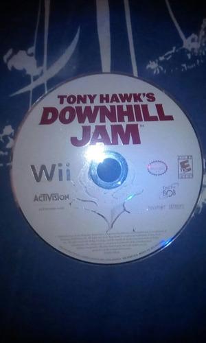 tony hawk's dowhill jam