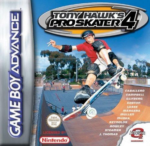 tony hawk's pro skater 4 gba mídia física novo lacrado