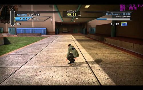 tony hawk's pro skater hd latino ps3