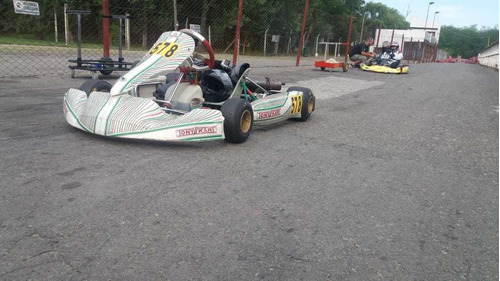 tony kart racer 2018