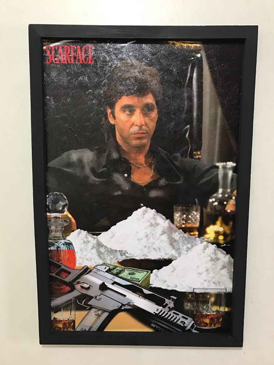 Tony Montana Scarface ... Al Pacino