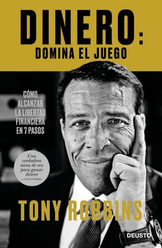 tony robbins 2 libros · inquebrantable + dinero pdf calidad
