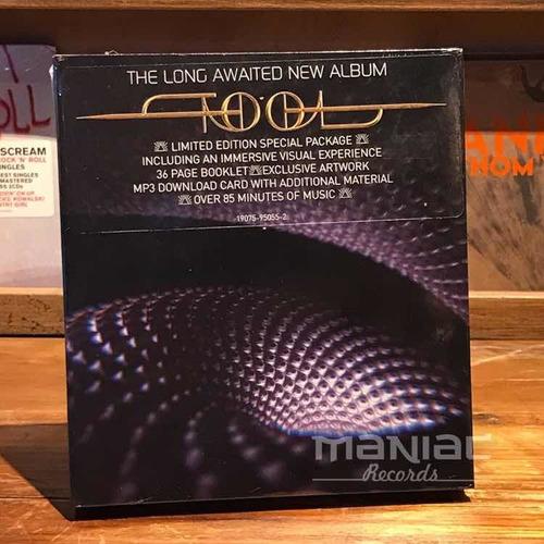 tool fear inoculum edicion limitada cd