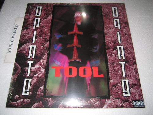 tool opiate lp vinyl fabricado u.s.a nuevo sellado