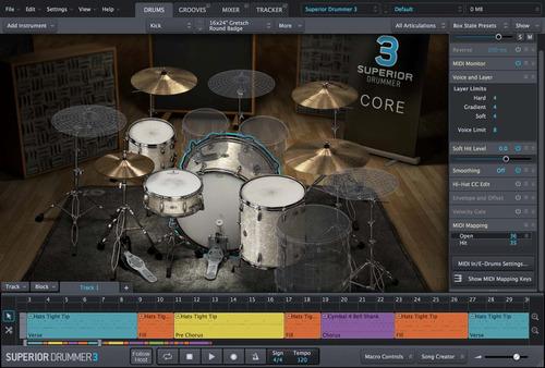 toontrack - superior drummer 3 + todas las expansiones  pc 