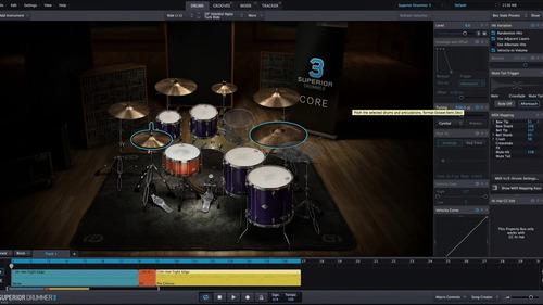 toontrack - superior drummer 3 + todas las expansiones |pc|