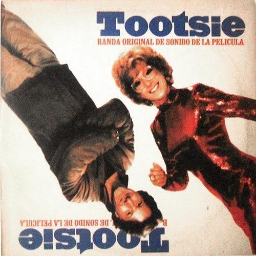 tootsie - banda original de sonido de la pelicula