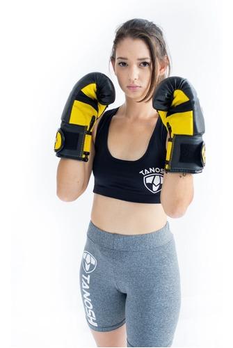 top basic ginástica fitness ou luta tanoshi