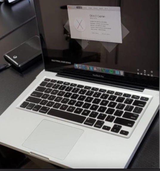 "Apple Macbook Air 13/"" Late 2010 A1369 Top Case Bottom Cover Keyboard 661-5735"