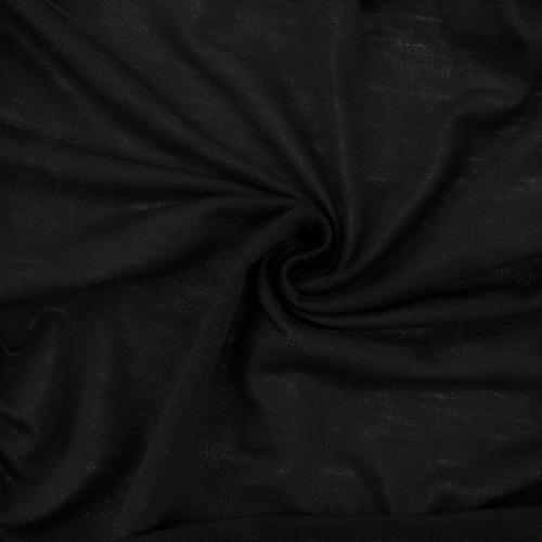 top corto de danza de vientre cuello redondo manga corta