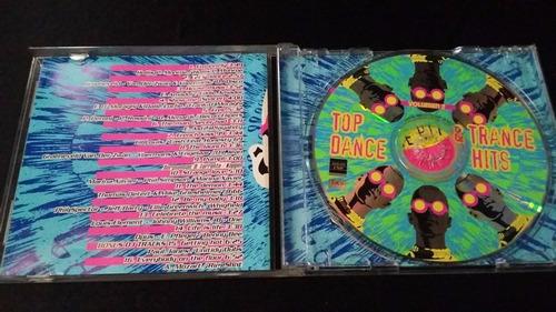 top dance & trance hits cd eurodance house electronica