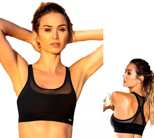 top deportivo corpiño training fitness bgx calidad