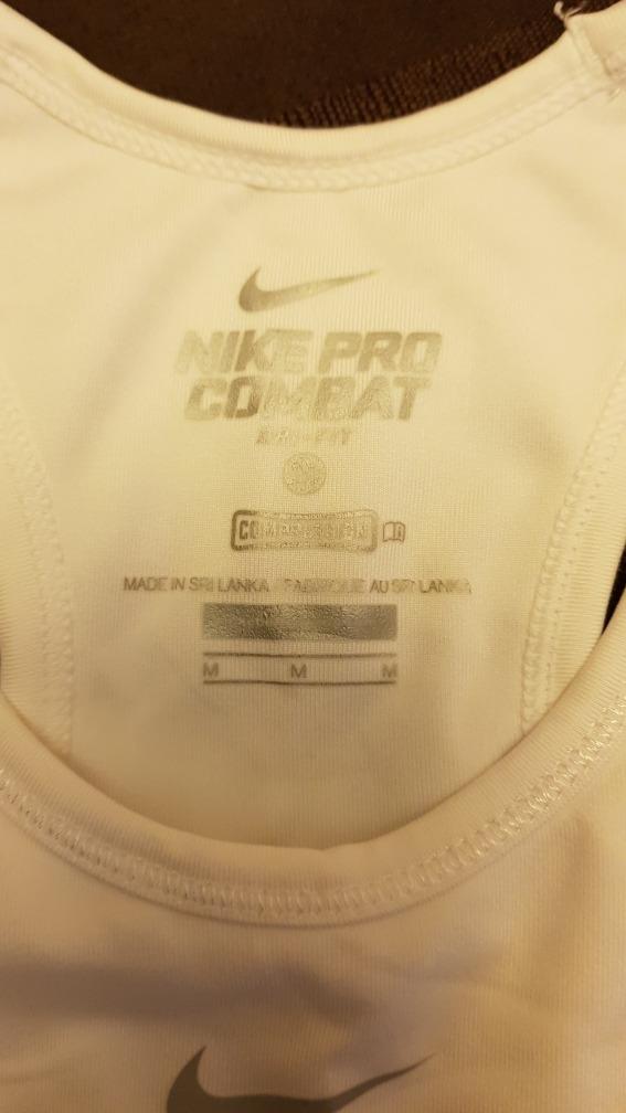 f36a1997d Top Deportivo Nike Niña Talle M