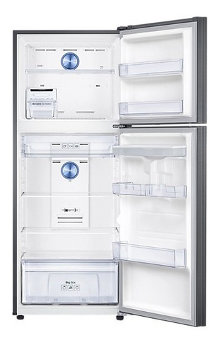 top freezer black edition con twin cooling plus, 382l