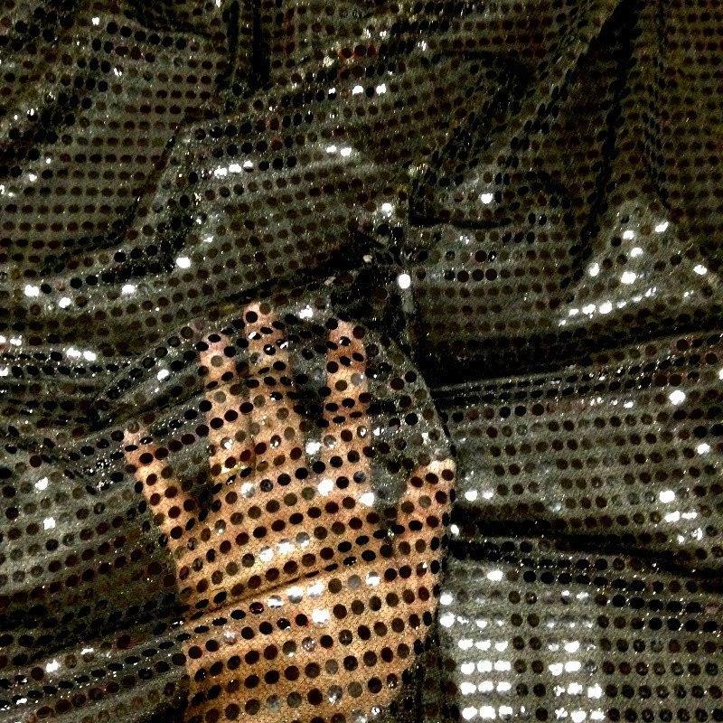 top frente única paetês várias cores preto prata dourado. Carregando zoom. 6d54b86440805