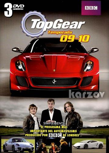 top gear bbc temporada 09 - 10 vol dvd