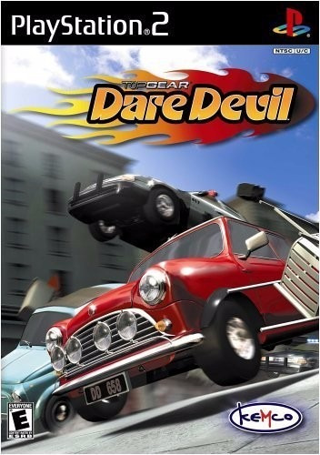 top gear daredevil playstation ps2