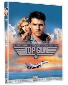 top gun tom cruise kelly mcgillis dvd duplo