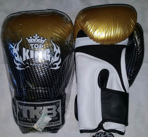 top king thai kick box guantes entregamos hoy envio gratis