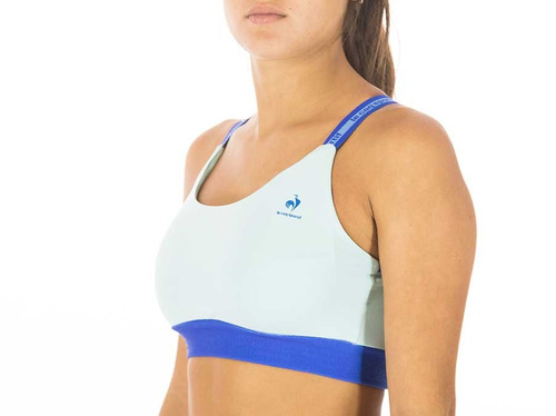 top le coq sportif lcs band top w mujeres