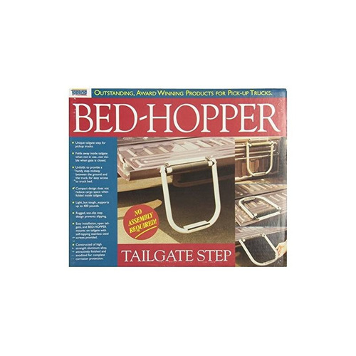 top line ts2000-01 silver bed-hopper puerta trasera paso
